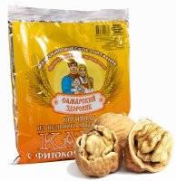 """Макробиотика - каша """"Здоровяк""""№70 Пшеничная с грецким орехом"""
