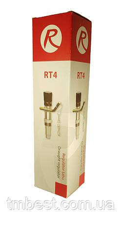 Регулятор тяги Regulus RT4 для твердотопливных котлов, фото 2
