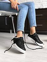 Женские Кроссовки Nike Air Force 1 Jester XX PRM Black Черные Найк