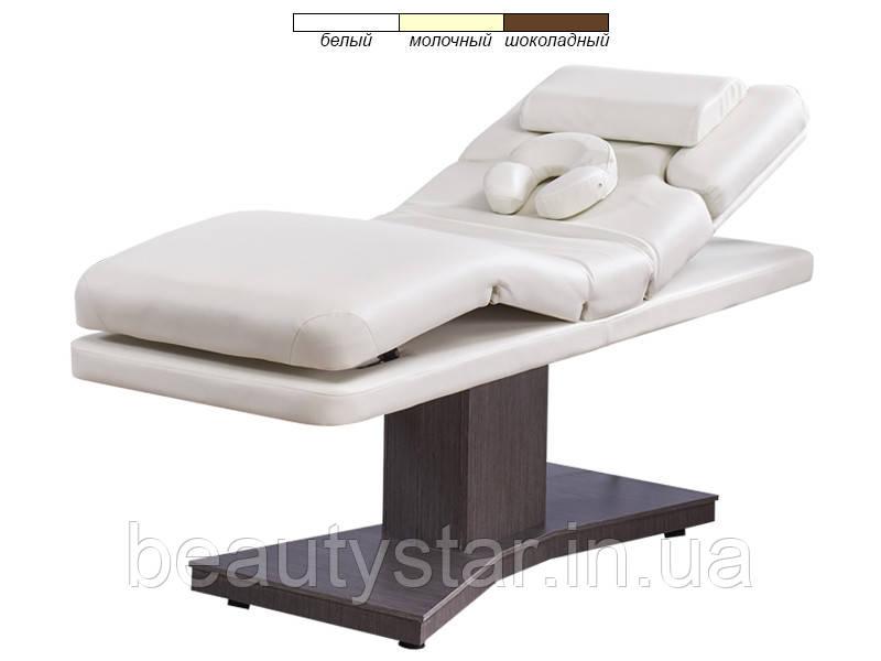 Стаціонарний багатофункціональний Електричний Масажний стіл 3 мотора модель 3805F масажна кушетка