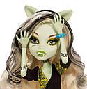 Кукла Monster High Фрэнки Штейн (Frankie Stein) из серии Freaky Fusion Монстр Хай, фото 4