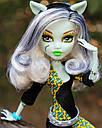 Кукла Monster High Фрэнки Штейн (Frankie Stein) из серии Freaky Fusion Монстр Хай, фото 8