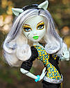 Кукла Monster High Фрэнки Штейн (Frankie Stein)  Слияние монстров Монстер Хай Школа монстров, фото 2
