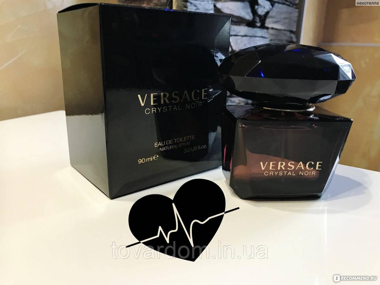Женские парфюмы Versace Crystal Noir EDT