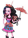 Лялька Monster High Дракубекка (Dracubecca) з серії Freaky Fusion Монстр Хай, фото 3