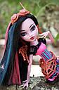 Лялька Monster High Дракубекка (Dracubecca) з серії Freaky Fusion Монстр Хай, фото 6