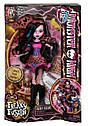 Лялька Monster High Дракубекка (Dracubecca) з серії Freaky Fusion Монстр Хай, фото 10