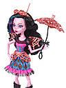 Кукла Monster High Дракубекка (Dracubecca) Слияние монстров Монстер Хай Школа монстров, фото 8
