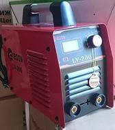 Инверторный сварочный аппарат Edon LV-200