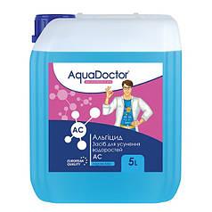 Средство против водорослей Альгицид Aquadoctor AC 5 литров