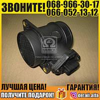 Расходомер воздуха VW ПАССАТ 00-06, ШКОДА ОКТАВИЯ 97-10  1,8T  (DECARO), (арт. DE.13558129)