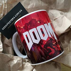 """Кружка """"Doom 4"""", 310мл"""