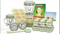 Универсальный блендер Baby Bullet для приготовления и хранения детского питания, фото 1