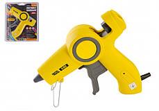 Пистолет клеевой 200Вт 11.2мм с LED подсветкой Mastertool 42-0513