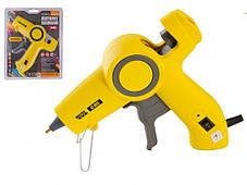 Пистолет клеевой 200Вт 11.2мм с LED подсветкой Mastertool 42-0515