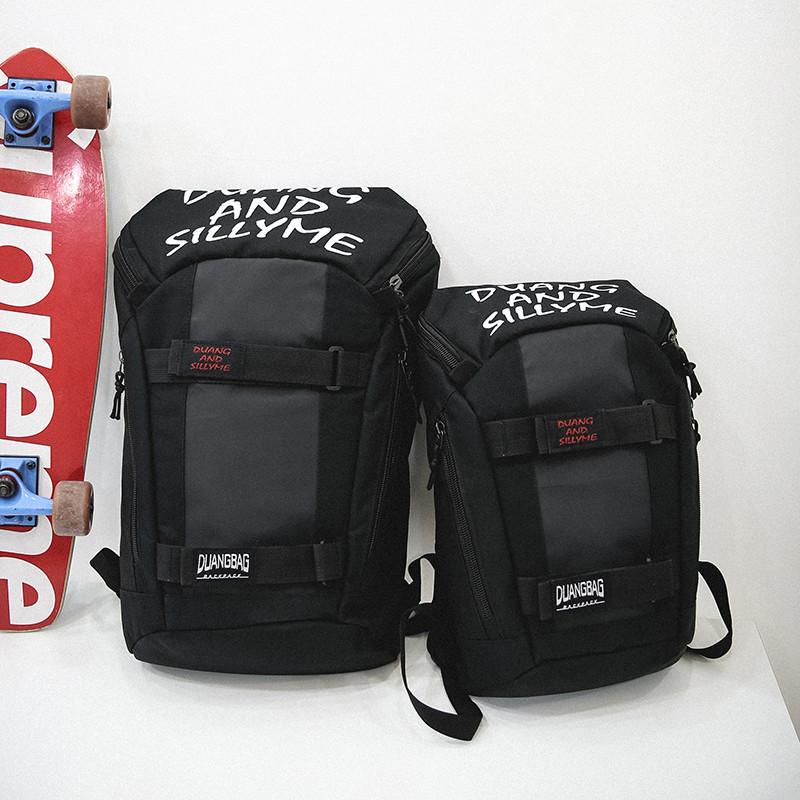 """Рюкзак молодежный для скейтборда и ноутбука """"D&S"""""""