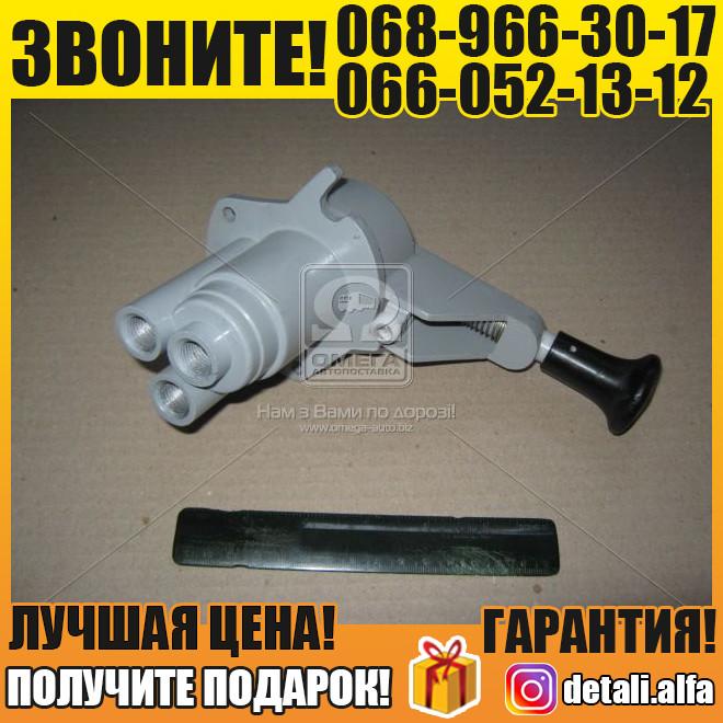 Кран тормозной обратного действия (пр-во г.Полтава) (арт. 16.3537010)