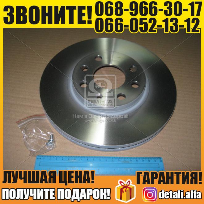 Диск тормозной ОПЕЛЬ CORSA B передн., вент. (пр-во REMSA) (арт. 6611.10)