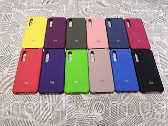 Брендовый чехол Silicone Cover накладка бампер для Xiaomi (Ксиоми) Mi 9 Se