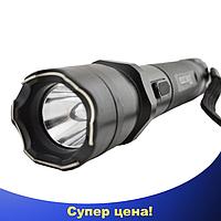 Фонарь BAILONG BL-1102 - Многофункциональный тактический светодиодный фонарь Police