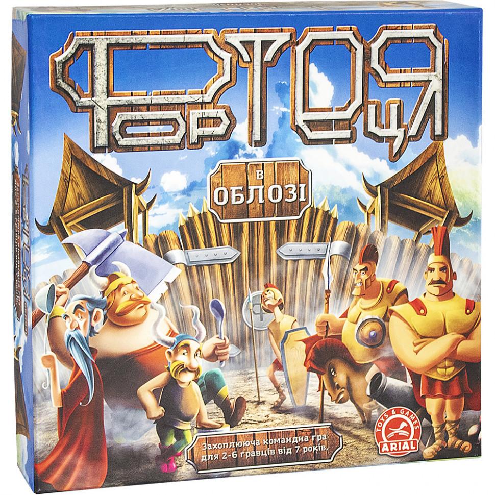 Настольная игра Arial Крепость в облоге (911388)