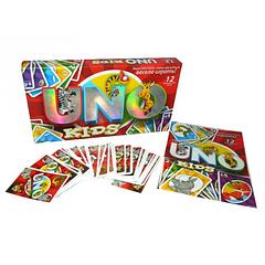 Игра настольная Danko Toys UNO Kids (7402DT)