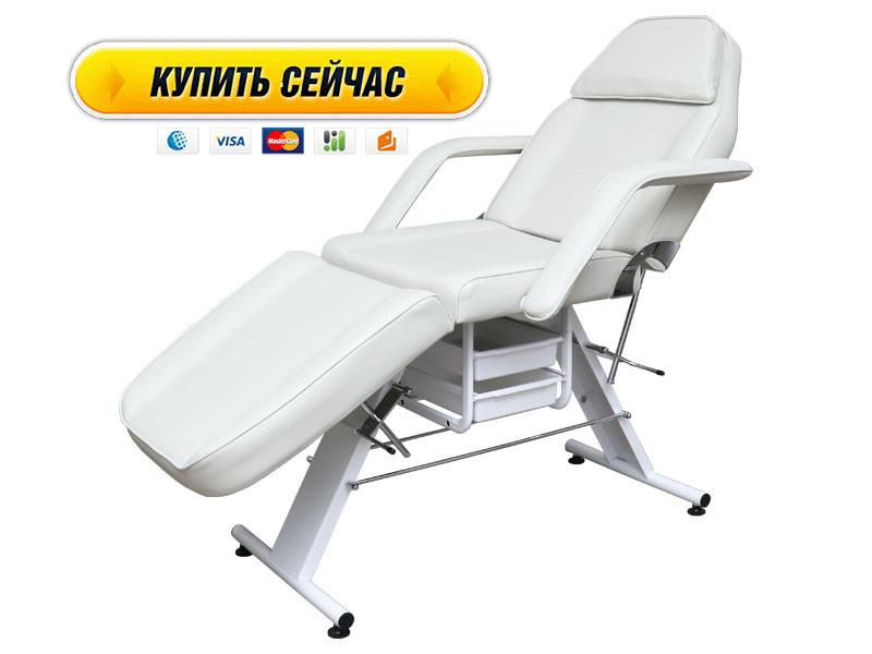 Косметологическая кушетка для косметологи кресло для шугринга ,депиляции,наращивания ресниц 202