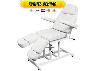 Педикюрне крісло розкладне педикюрно-косметологічна кушетка  мод 246T