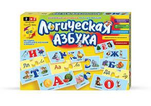 Развивающие пазлы Danko Toys Логическая азбука (2620DT)