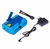 Лазерный проектор с рисунком 4 в 1 HJ08, стробоскоп, лазер шоу дискотека,, фото 5