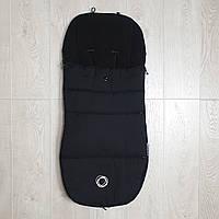 Конверт Bugaboo Black для коляски Бугабу