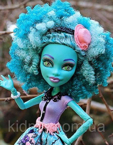 Кукла Monster High Хани Свомп (Honey Swamp)  Страх, Камера, Мотор! Монстер Хай Школа монстров