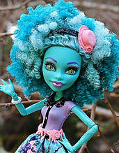 Кукла Monster High Хани Свомп (Honey Swamp)  Страх, Камера, Мотор! Монстер Хай Школа монстров