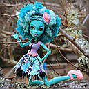Кукла Monster High Хани Свомп (Honey Swamp)  Страх, Камера, Мотор! Монстер Хай Школа монстров, фото 3