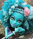 Кукла Monster High Хани Свомп (Honey Swamp)  Страх, Камера, Мотор! Монстер Хай Школа монстров, фото 4