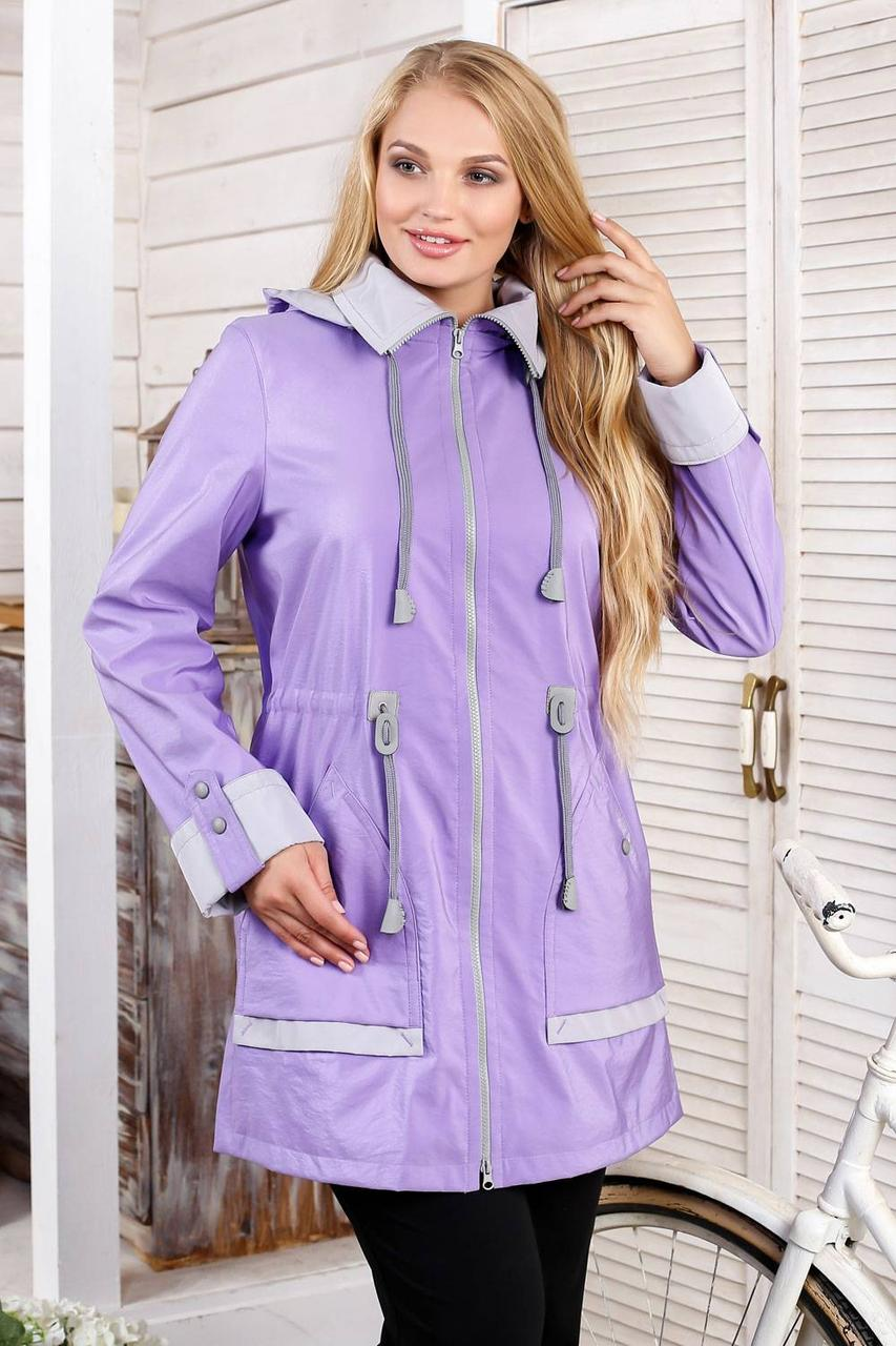 Женская Куртка В-1026 МФ 102032 Тон 572 Favoritti