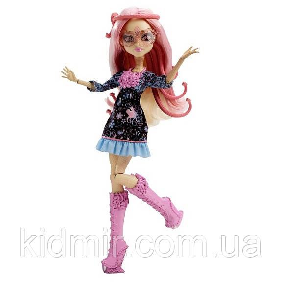 Кукла Monster High Вайперин Горгон (Viperine Gorgon) из серии Frights, Camera, Action! Монстр Хай