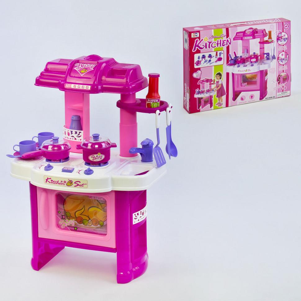 Игровой набор XIONG CHENG Bambi 008-26 Розовый