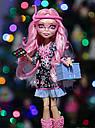 Кукла Monster High Вайперин Горгон (Viperine Gorgon) из серии Frights, Camera, Action! Монстр Хай, фото 6
