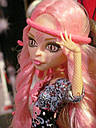 Кукла Monster High Вайперин Горгон (Viperine Gorgon) из серии Frights, Camera, Action! Монстр Хай, фото 7