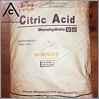 Лимонная кислота, E330 ( пищевая, ХЧ, 99,88% ) [ Китай ] заводской мешок 25 килограмм