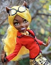 Кукла Monster High Клавдия Вульф (Clawdia Wolf) Страх, Камера, Мотор! Монстер Хай Школа монстров