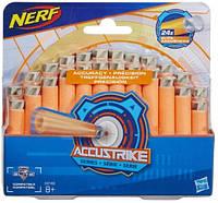 Hasbro. Набор патронов Nerf Аккустрайк 24 стрелы (C0163)