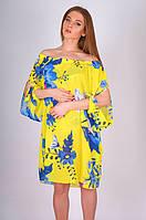 Женская пляжная туника Miss Marea 20465 42(S) Цветной MissMarea 20465