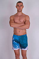 Летние шорты мужские Uomo Mare 20500 B 50(L) Цветной Uomo Mare 20500 B