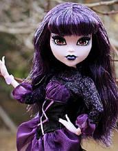 Кукла Monster High Элиссабэт (Elissabat) Страх, Камера, Мотор! Монстер Хай Школа монстров