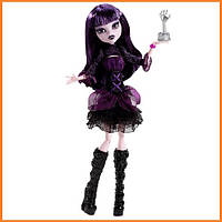 Кукла Monster High Элиссабэт (Elissabat) из серии Frights, Camera, Action! Монстр Хай