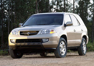 Тюнинг Acura mdx 1 2001-2006