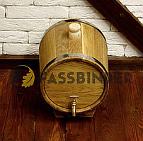 Дубовый жбан для напитков Fassbinder™, 15 литров