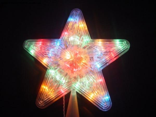 Гирлянда звезда большая.